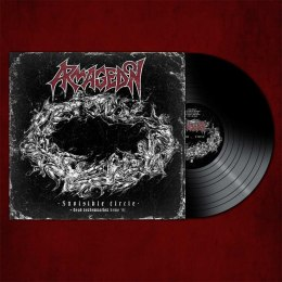 "ARMAGEDON -""Invisible Circle"" 12"" GATEFOLD LP"