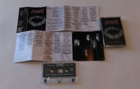 "ARMAGEDON -""Invisible Circle"" TAPE"