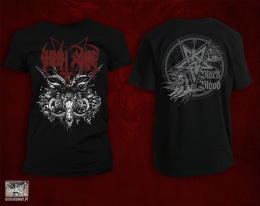 "CHRIST AGONY - ""Black Blood II"" T-SHIRT"