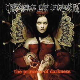 "CRADLE OF FILTH -""The princess of darkness"" CD"