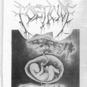 "FOETICIDE -""Life and death"" CD"