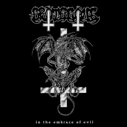 "GROTESQUE -""In The Embrace of Evil"" 12"" GATEFOLD LP"