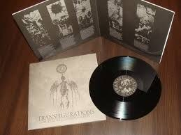 "INFERNAL WAR / KRIEGSMASCHINE - ""Transfigurations"" 12"" GATEFOLD LP"