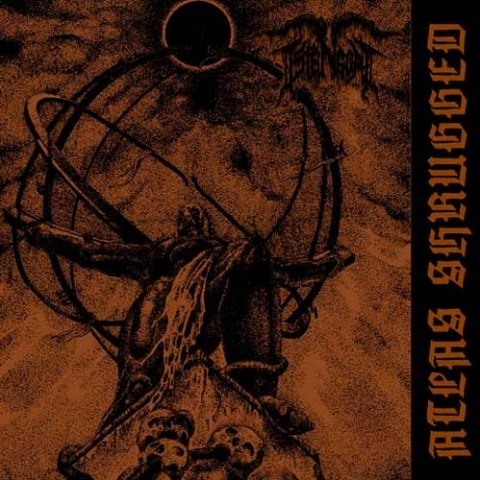 "ISTENGOAT -""Atlas Shrugged"" 12""LP"