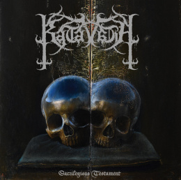 "KATAVASIA -""Sacrilegious Testament"" CD"