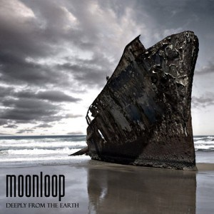"MOONLOOP -""Deeply from the earth"" CD"