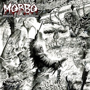 "MORBO -""Addiction To Musickal Dissection"" 12""LP"