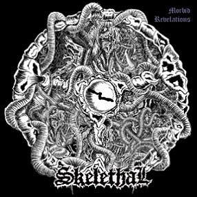 "SKELETHAL -""Morbid Revelations"" CD"