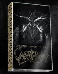 "VARATHRON -""Untrodden Corroidors of Hades"" TAPE"