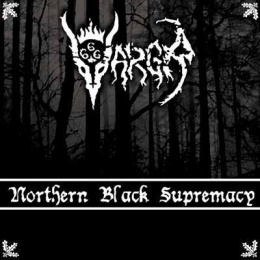 "VARGR -""Northern Black Supremacy"" CD"