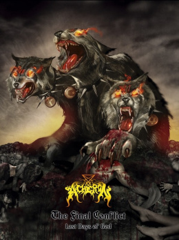 "ACHERON -""The Final Conflict: Last Days of God"" DIGI PACK A5"