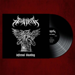 "AZARATH - ""Infernal Blasting"" 12"" GATEFOLD BLACK LP"