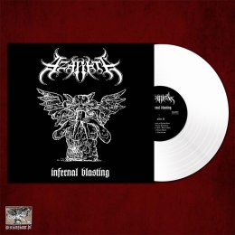 "AZARATH - ""Infernal Blasting"" 12"" GATEFOLD WHITE LP"