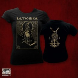 "BATUSHKA -""SHEMA MONK GIRLY"" T-SHIRT"