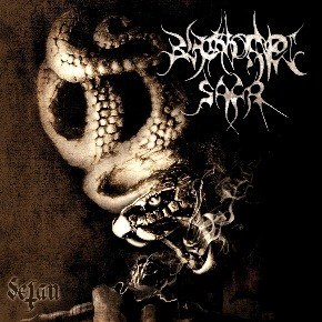 "BLACKHORNED SAGA - ""Setan"" CD"