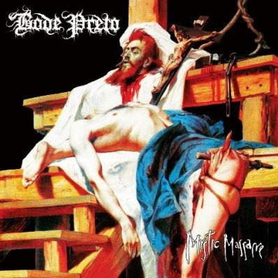 "BODE PRETO -""Mystic Massacre "" CD"