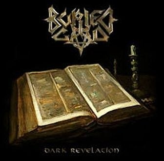 "BURIED GOD -""Dark Revelation"" CD"