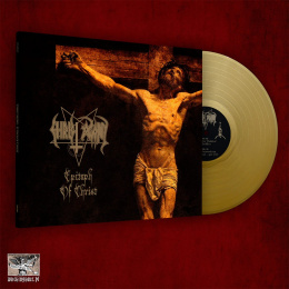 "CHRIST AGONY -""Epitaph of Christ"" 12"" GATEFOLD GOLD LP"