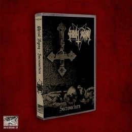 "CHRIST AGONY -""Sacronocturn"" TAPE"