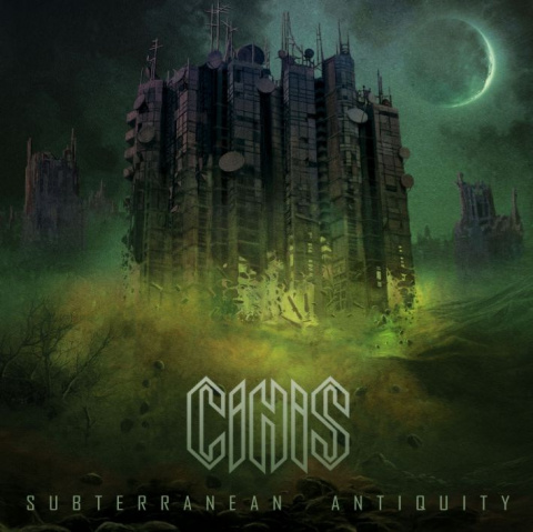 "CINIS -""Subterranean Antiquity"" CD"