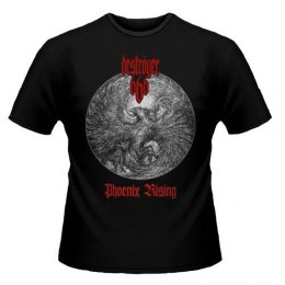 "DESTROYER 666 - ""Phoenix rising 2012"" T-SHIRT"