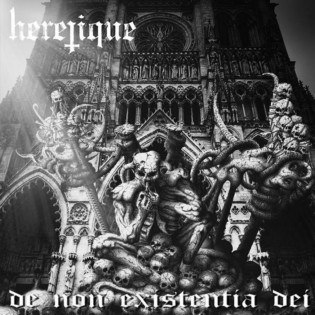 "HERETIQUE -""De Non Existentia Dei"" CD"