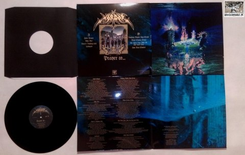 "MORDOR -""Prayer to..."" 12"" GATEFOLD LP BLACK VINYL"