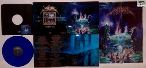 "MORDOR -""Prayer to..."" 12"" GATEFOLD LP DIE HARD"