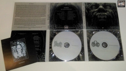 "NOMAD -""Disorder + Tail of Substance"" 2xCD DIGI PACK"