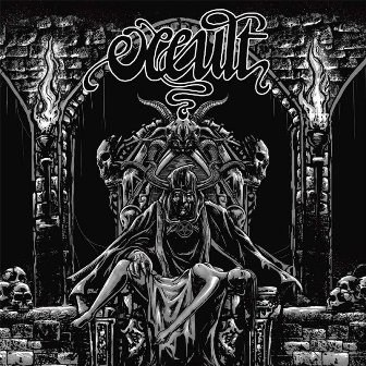 "OCCULT -""1992-1993"" 12"" LP"