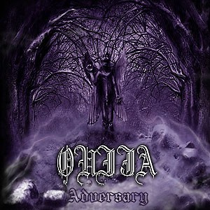 "OUIJA -""Adversary"" CD"