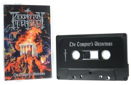 "PERDITION TEMPLE -""The Tempter`s Victorious"" TAPE"