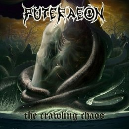 "PUTERAEON -""The Crawling Chaos"" CD"