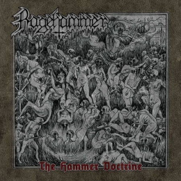 "RAGEHAMMER -""The Hammer Doctrine"" CD"