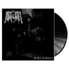 "ABDUCTION ""All Pain As Penance"" 12"" LP"