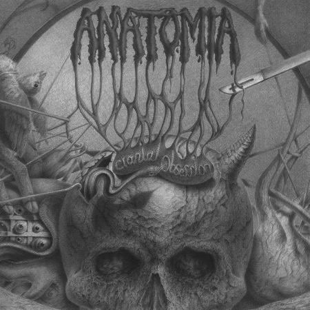 "ANATOMIA -""Cranial Obsession"" CD"