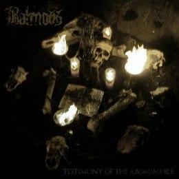 "BALMOG -""Testimony of the Abominable"" 12"" LP"