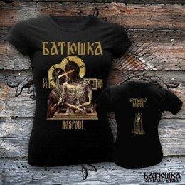 "BATUSHKA - ""HOSPODI"" GIRLY T-SHIRT"
