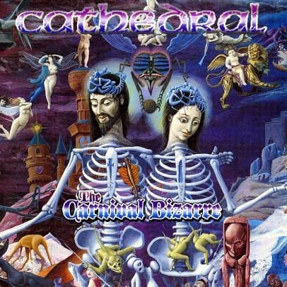 "CATHEDRAL -""The Carnival Bizzare"" CD"