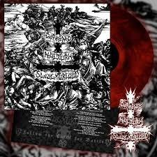 "DARKENED NOCTURN SLAUGHTERCULT -""Follow the Calls for Battle"" 12"" GATEFOLD RED LP"