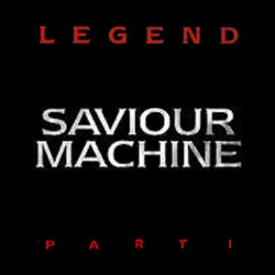 "SAVIOUR MACHINE - "" LEGEND I "" 2XLP (BLACK)"