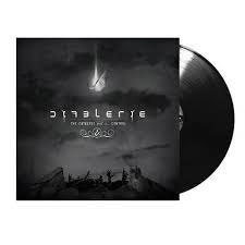 "DIABLERIE -""The Catalyst vol. 1 : Control"" 12"" LP"