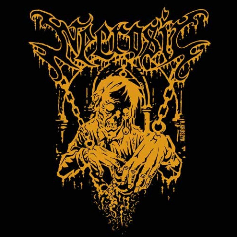 "NECROSIC - "" Putrid Decimation "" CD"