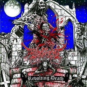 "BLOODFIEND – "" Revolting Death"" CD"