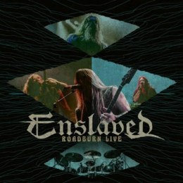 "ENSLAVED -"" Roadburn Live "" 2x12 LP"