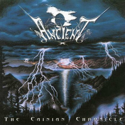"ANCIENT - "" THE CAINIAN CHRONICLE "" 2X12 LP"