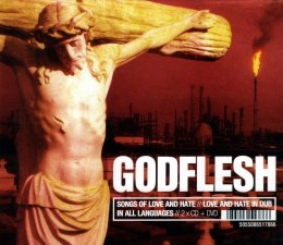 "GODFLESH - "" Songs Of Love And Hate/In Dub "" 2CD + DVD"