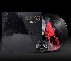 "KAMPFAR –""Mare"" 12"" GATEFOLD PICTURE LP + PATCH"