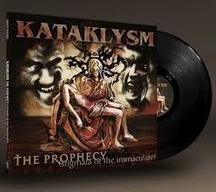 "KATAKLYSM –""The prophecy"" 12"" GATEFOLD LP"