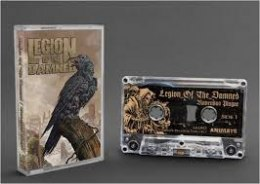 "LEGION OF THE DAMNED –""Ravenous plague"" TAPE"